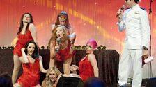 Radio 1's Fun and Filth Cabaret Night 2 - 3