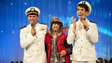 Radio 1's Fun and Filth Cabaret Night 2 - 6