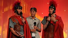 Radio 1's Fun and Filth Cabaret Night 3 - 8