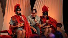 Radio 1's Fun and Filth Cabaret Night 3 - 9