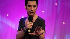 Radio 1's Fun and Filth Cabaret Night 3 - 12
