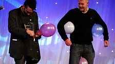Radio 1's Fun and Filth Cabaret Night 3 - 14