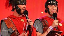 Radio 1's Fun and Filth Cabaret Night 3 - 16
