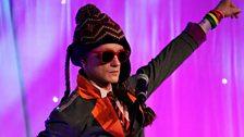 Radio 1's Fun and Filth Cabaret Night 3 - 19