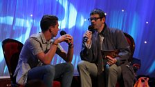Radio 1's Fun and Filth Cabaret Night 3 - 22