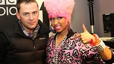 Nicki Minaj - 24 Jan 2011