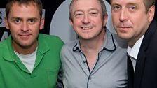 Louis Walsh - 14 Aug 07