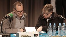Jack Dee and Jon Naismith
