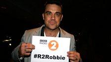 Tweet @bbcradio2 #R2Robbie, about Robbie's Radio 2 In Concert