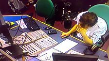 Behind the scenes at Newsbeat - 24 Jan 08