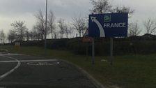Turn left for France - 23 Mar 09
