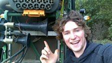 Tim Thomas the farmer