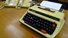 Paddy's typewriter