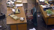 Paddy's desk