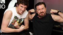 Ricky Gervais - 7 Mar 2011