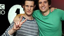 Matt Smith - 5 May 2011