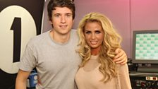 When Greg met Katie Price
