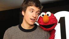 6 September 2011 - Elmo meets Greg