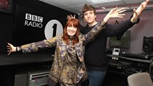 10 Jan 2012: Florence off of The Machine!