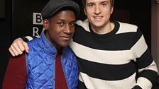 3 February 2012: Labrinth in the house!