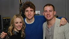 9th Feb 2012: Rachel McAdams & Channing Tatum