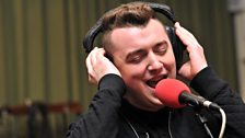 Sam Smith, Disclosure's vocalist, performs hit single, Latch
