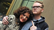 Annie Mac and Huw Stephens join the party