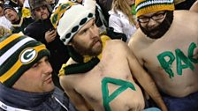 Cheeseheads: Green Bay Packers Fans