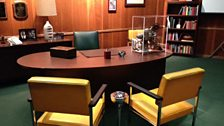 Cheeseheads: Inside Vince Lombardi's office