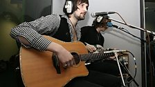 Kasabian in the Live Lounge, in Liverpool - 07 Mar 2008 - 1