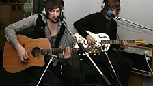 Kasabian in the Live Lounge, in Liverpool - 07 Mar 2008 - 3