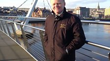 Martin McCrossan's City Tours of Derry