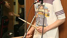 Alphabeat in the Live Lounge - 04 Jun 2008 - 2