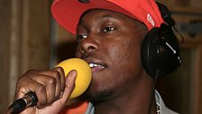 Dizzee Rascal in the Live Lounge - 02 Jul 2008 - 7