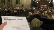 BBC Radio Lincolnshire Christmas Carol Service