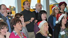MacAulay and Co Festive Foyer Show 21st December