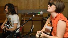 Ida Maria in the Live Lounge - 5
