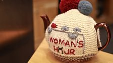 The Woman's Hour Tea Cosy
