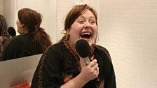 Adele on the Live Lounge Tour - 27