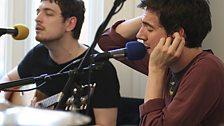 Snow Patrol on the Live Lounge Tour - 18