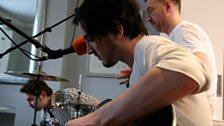 Snow Patrol on the Live Lounge Tour - 19