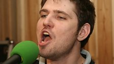 Scouting for Girls in the Live Lounge - 9 Feb 2009 - 4