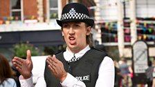 Police Officer Miranda..?
