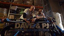 PJ & Dave