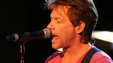 Bon Jovi in the Live Lounge - 3 Nov 2009 - 1