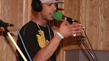 N Dubz in the Live Lounge - 12 Nov 09 - 6