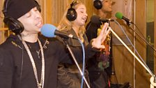N Dubz in the Live Lounge - 12 Nov 09 - 8