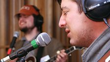 Mumford & Sons in the Live Lounge 01 Mar 10 - 2