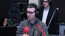 Hot Chip in the Live Lounge - 10 April 10 - 5