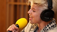 Robyn in the Live Lounge - 16 June 2010 - 2